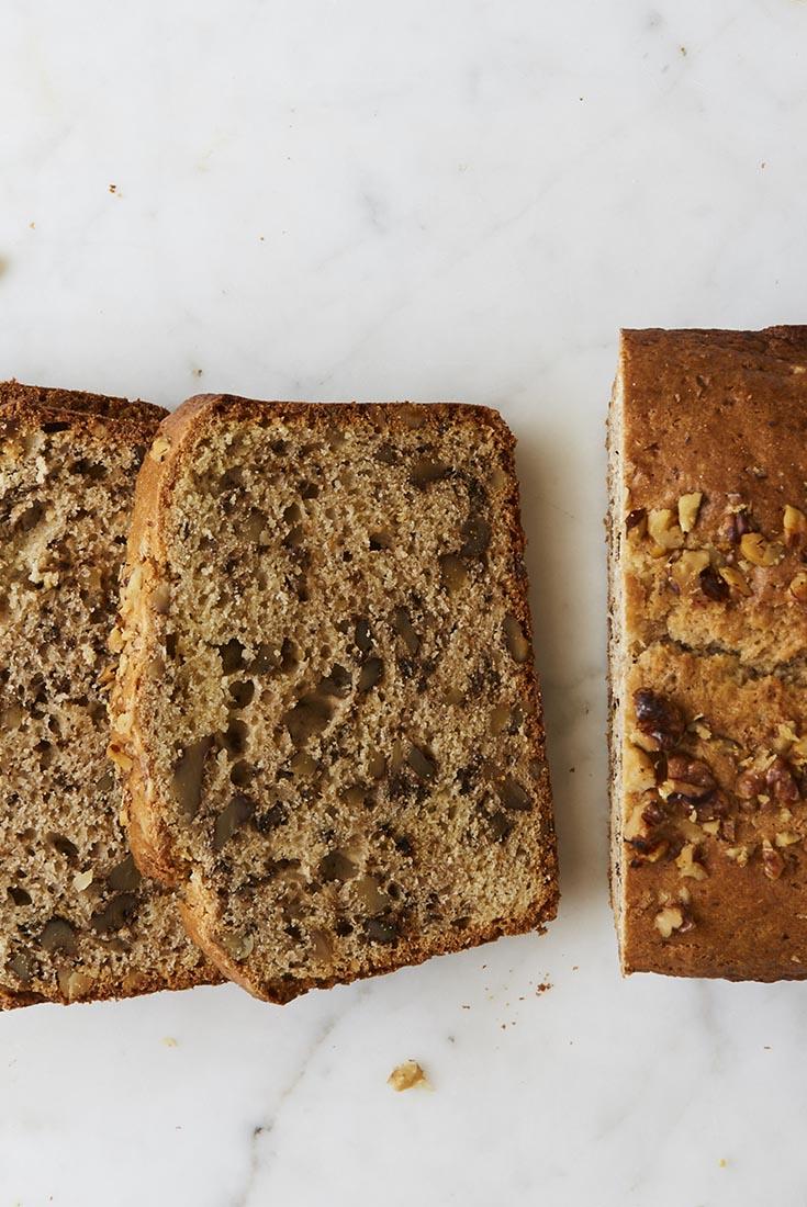 Sourdough Maple Walnut Bread Recipe
