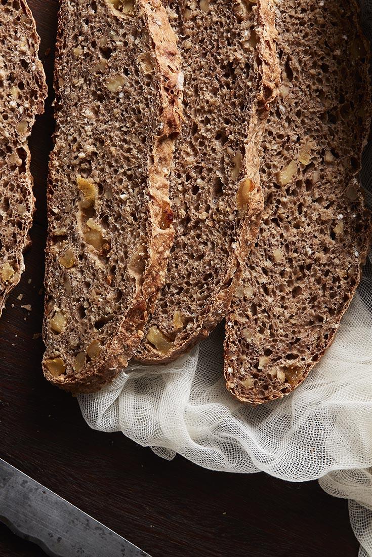 Apple Oat Bread Recipe
