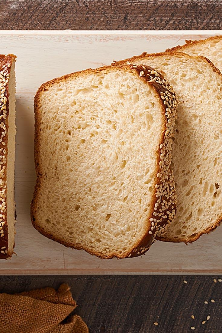 Sesame Honey Loaf Recipe