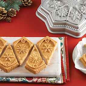 Vermont Maple Shortbread