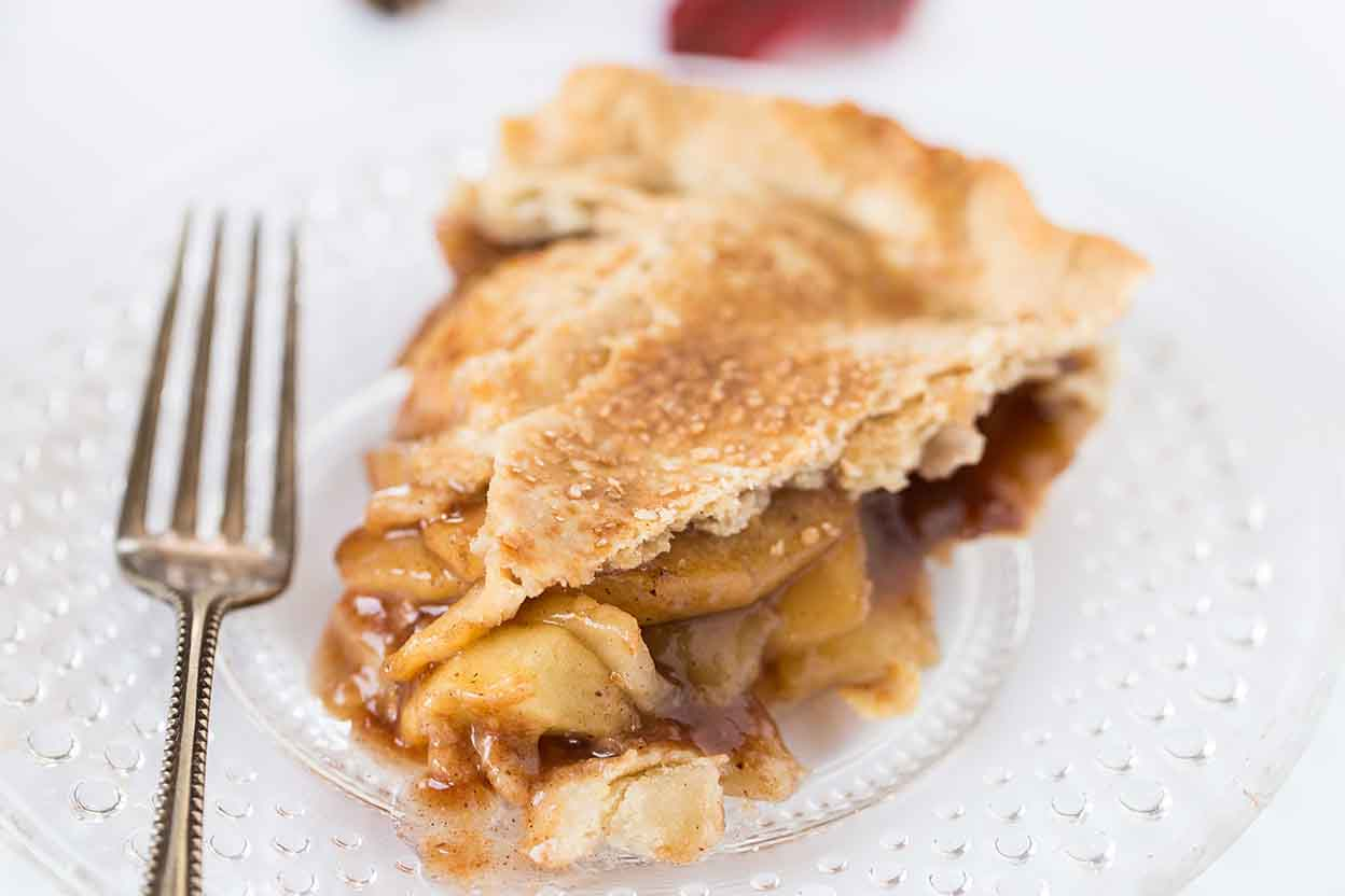 Gluten free apple pie recipe king arthur flour nvjuhfo Images