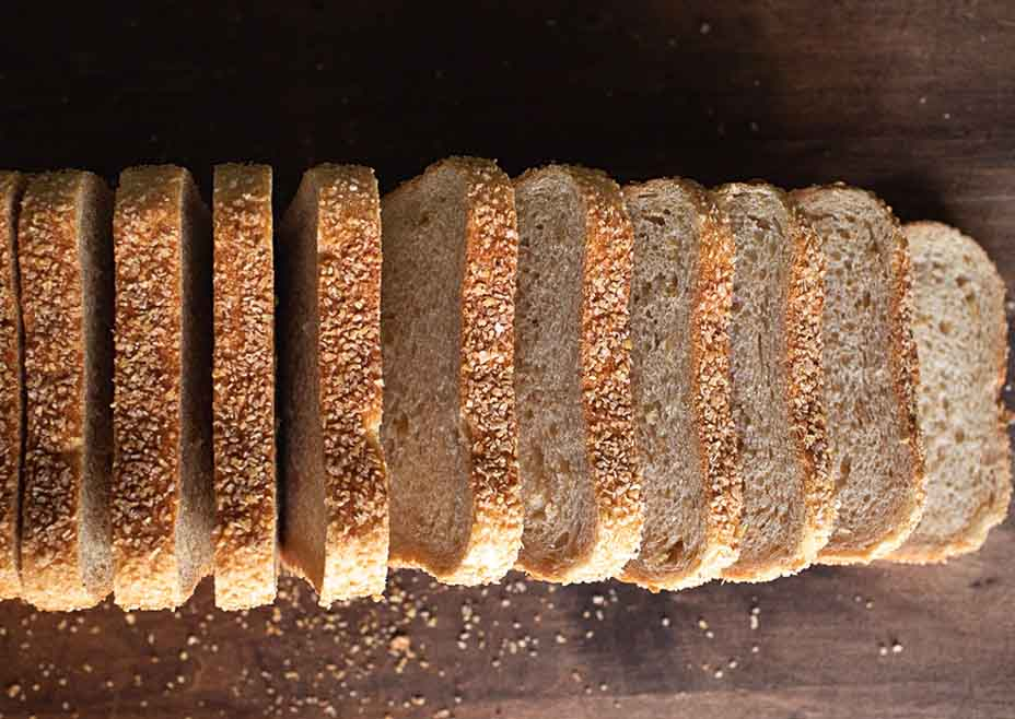 Sprouted Wheat Pain de Mie