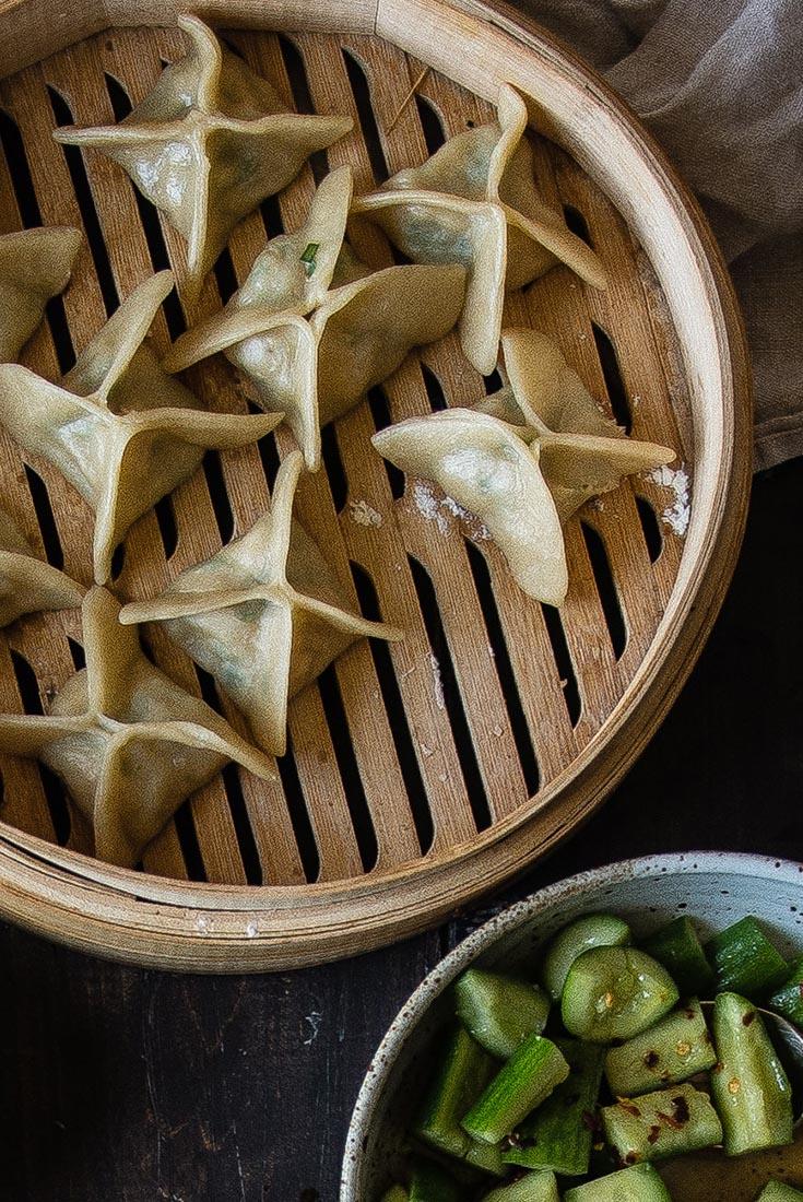 Pork and Cabbage Dumplings Recipe