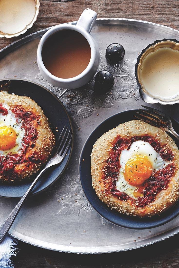 Breakfast Shakshukas Recipe