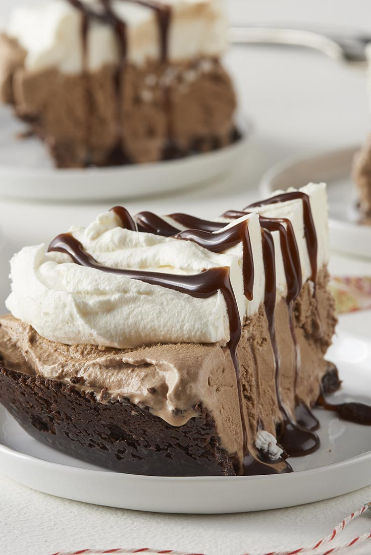Mocha Madness Ice Cream Pie Recipe