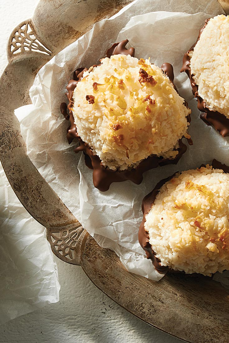 Our Bakery's Coconut Macaroons Recipe
