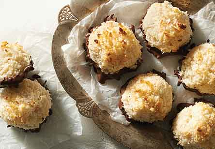 Our Bakery's Coconut Macaroons